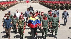 Venezuela: The revolution at bay