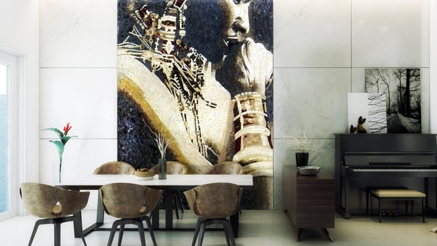 Home Decor 5 Types Of Mosaic Art Archetypes